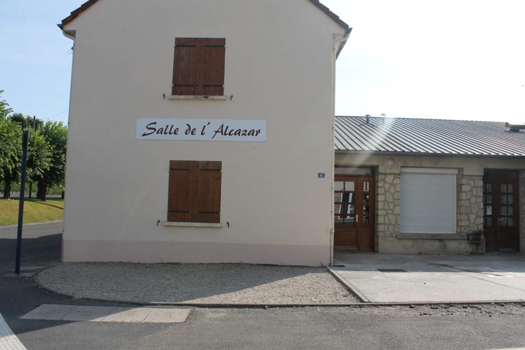 Salle de l'Alcazar